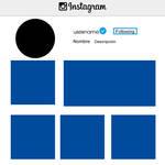 Template Instagram