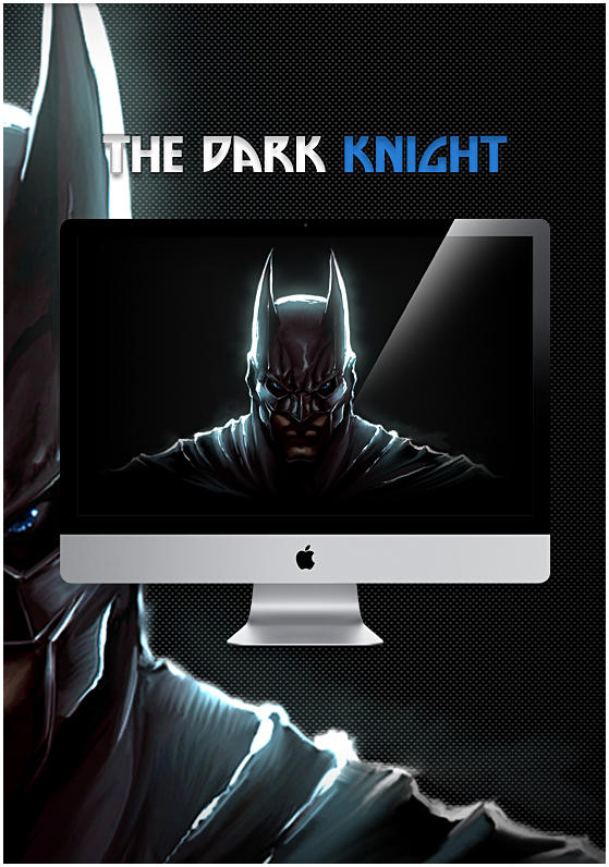 The Dark Knight by Markin-RJ