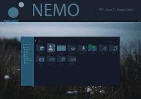 Nemo-Windows 10 Theme by KDr3w