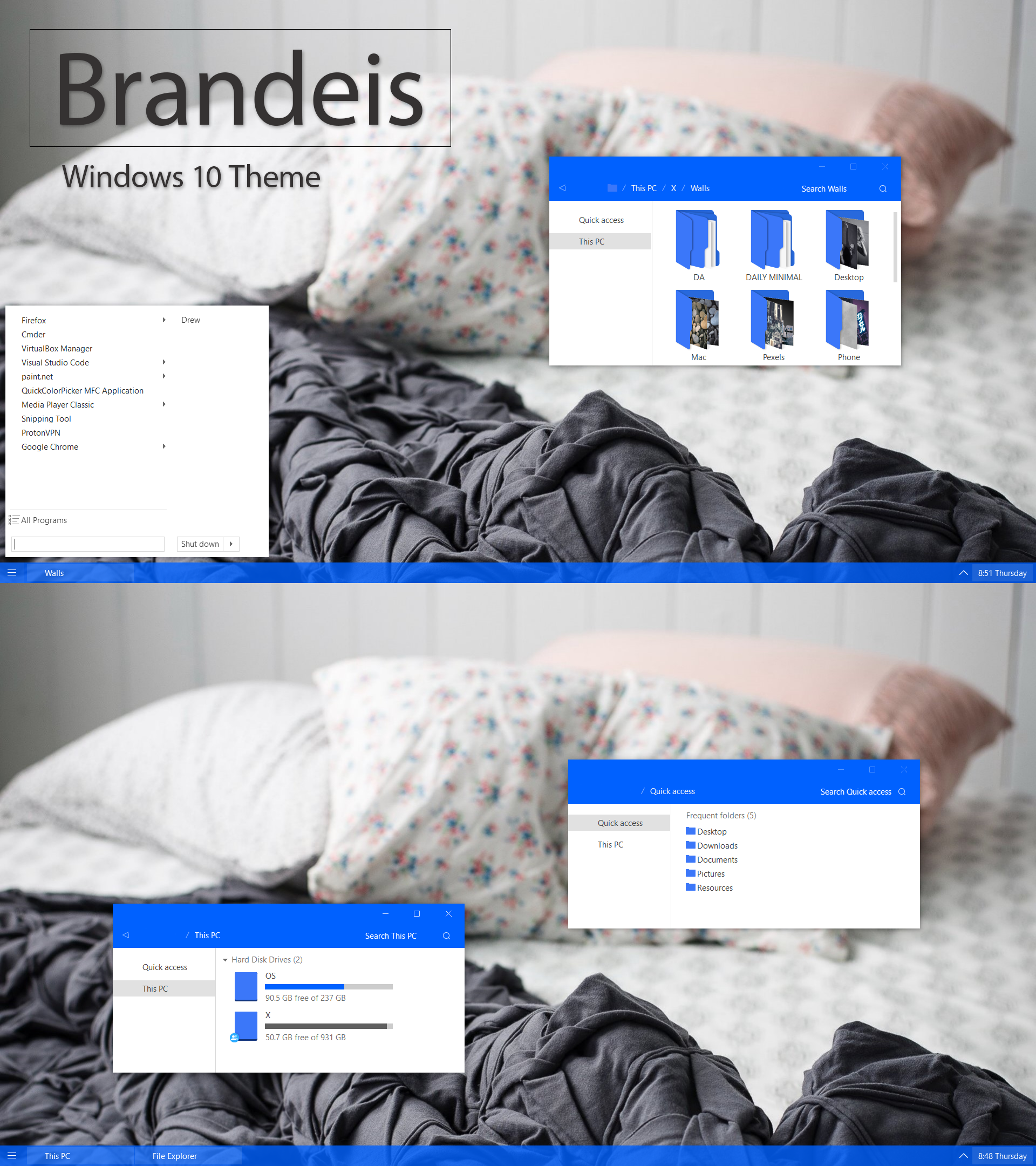 Brandeis by KDr3w