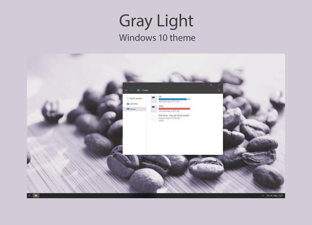 Gray Light