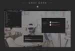 Gray Dark