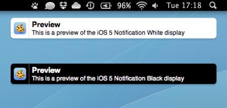 iOS 5 Notification Growl