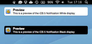 iOS 5 Notification Growl