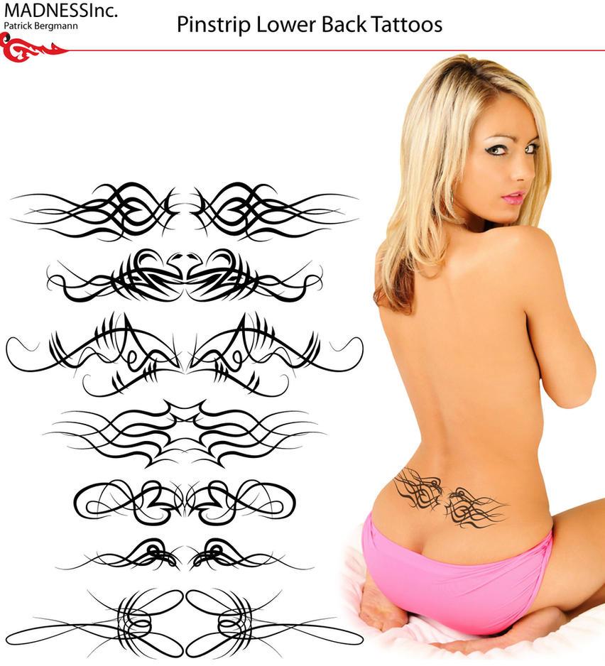 Tramp Stamp Tattoo Set By PatB91