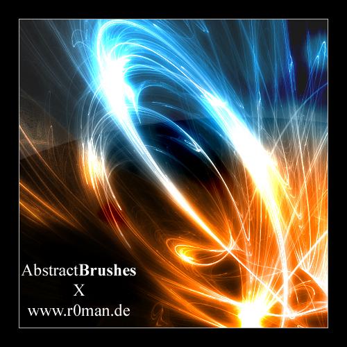 Abstract Brushset 10 - GIMP