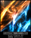 Abstract Brushset 13 - GIMP