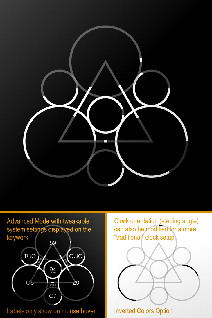 Keywork Clock (v.1.1.0) *UPDATED* by injust29