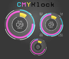 CMYKlock [1.0] by injust29