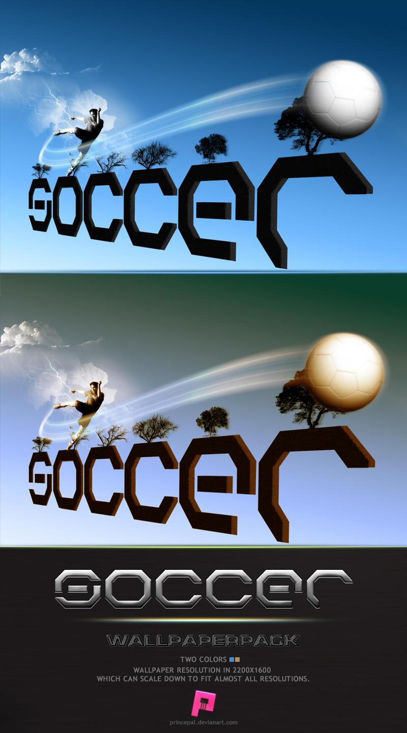 Soccer Swing Wallpaper Pack by princepal
