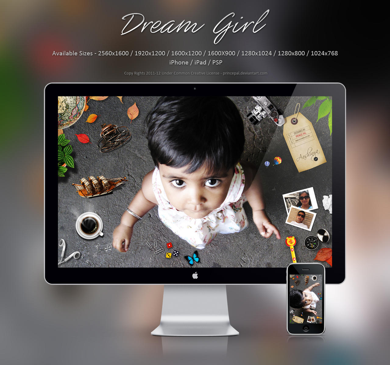 Dream Girl - Aashinya by princepal