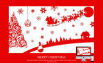 Merry Christmas wallPAPER STYLE 2011