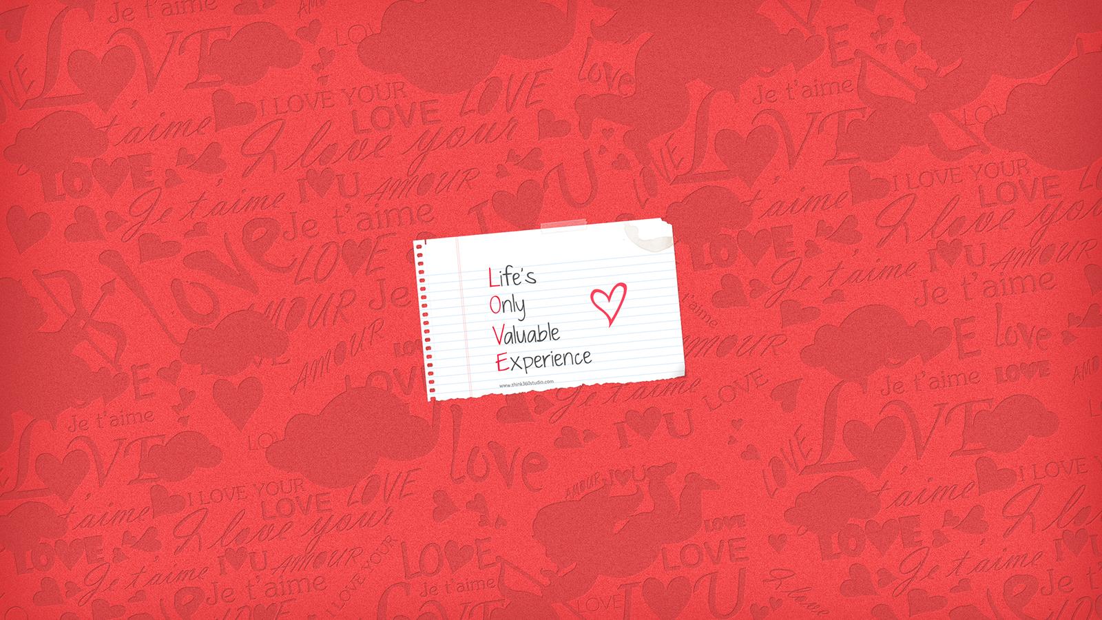 LOVE Wallpaper Pack