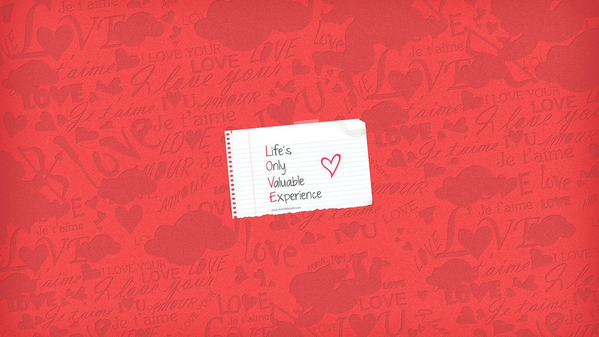 LOVE Wallpaper Pack by princepal