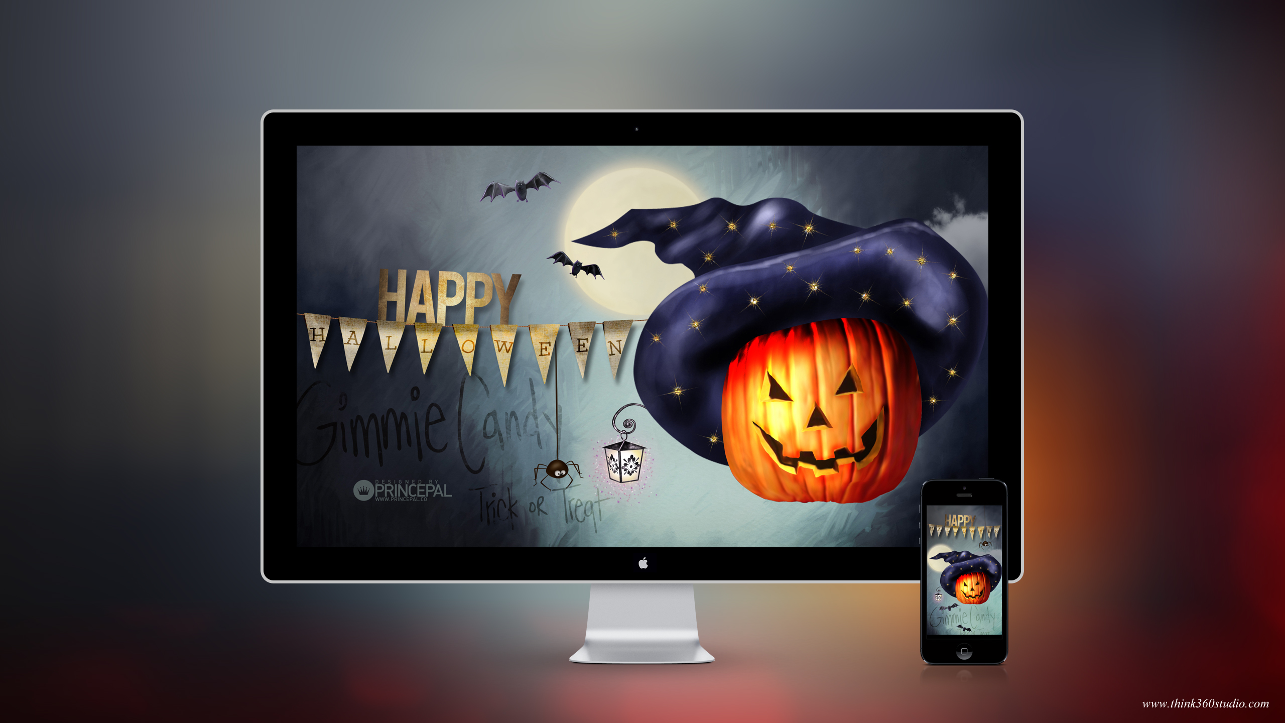 Halloween Wallpaper Pack 2013 By Prince Pal