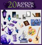 20 random png pack #4