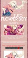 Tutorial FLOWER BOY
