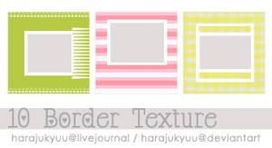 Cute Border Texture