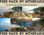 Pack Water Landscape 01 by InTheFaku
