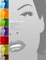 Milla Jovavich-WP pack by nouseforaname