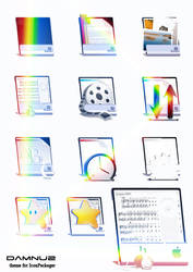 Vimet theme for IconPackager