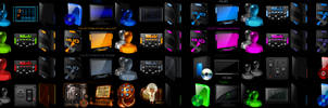 VC Linux Icon Pack Complete Collection