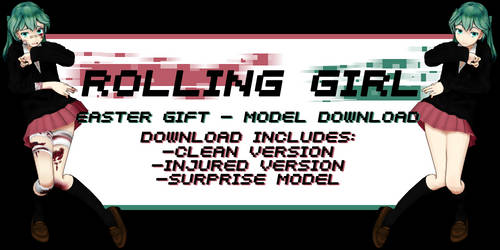ROLLING GIRL DOWNLOAD by blockdt