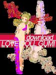 MMDNC LOVE DOLL GUMI DL