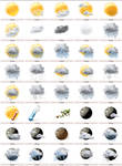 Weather Touch Icons - Weather7
