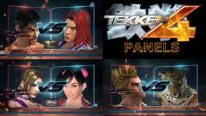 Tekken 4 Panels