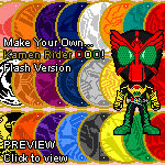 Make... Kamen Rider OOO Flash