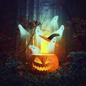 Halloween 2020 - animated