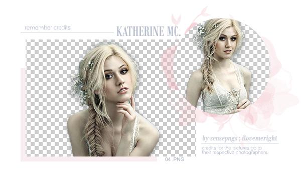 Pack Png 274 - Katherine McNamara by SensePngs