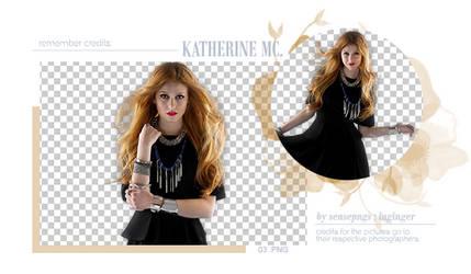 Pack Png 290 - Katherine McNamara by SensePngs