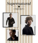 Pack Png 338 - Supernatural