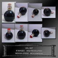 Vial set wicasa-stock by Wicasa-stock