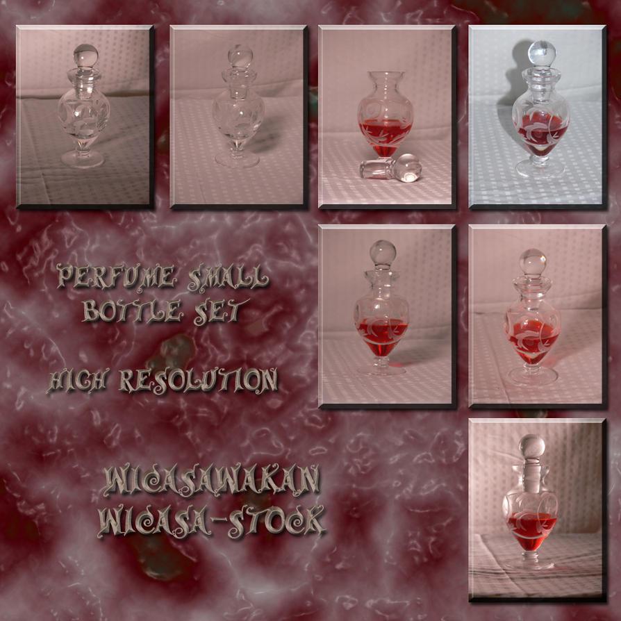 Perfume sml btl wicasa-stock by Wicasa-stock