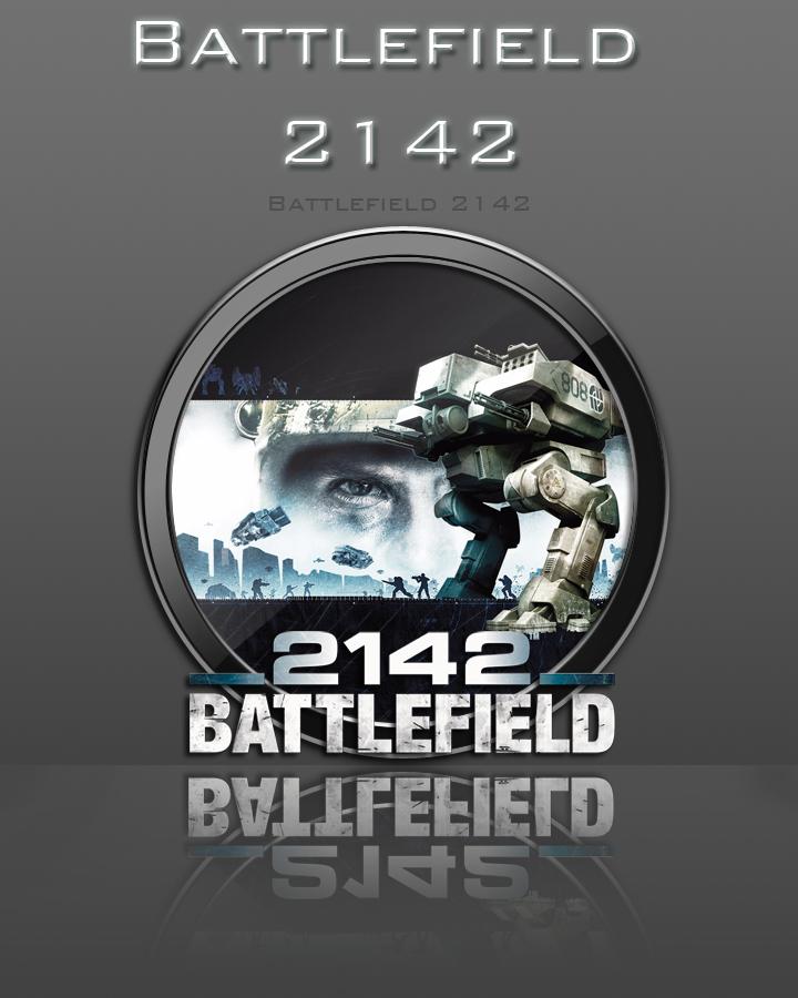Battlefield 2142 Icon by zahnib