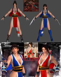 [LAST]Doa5lr Mod Mainchiki Six Pack by yattsuke