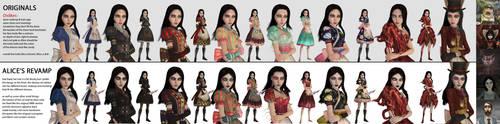 Alice AMR Tweaks by OmriKoresh