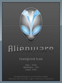 Alienware Energized - Icon