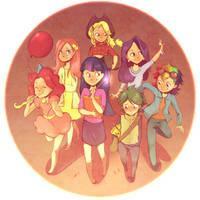 Friendship is Magic by Do0dlebugdebz