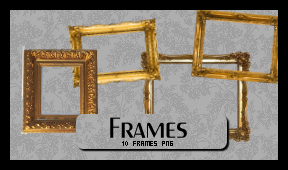 Png frames by HappyEri