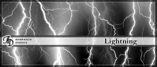 Lightning by elestrial