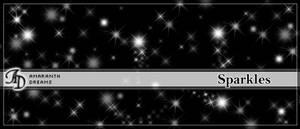 Sparkles by elestrial
