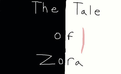 The Tale of Zora Cover