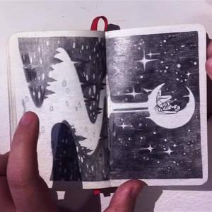 Sketchbooking