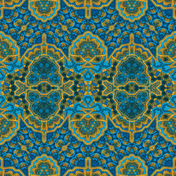Ornamental Orientstyle Textures 02 by AltaiShamanSister