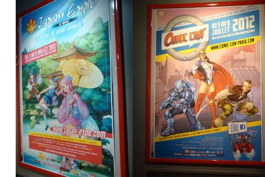 Japan Expo/Comic Con 2012