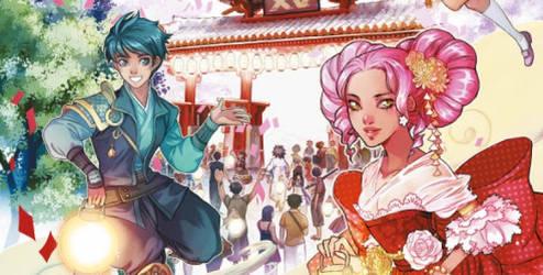 Japan expo 2014 (partie 2)